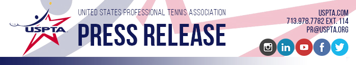 USPTA Press Release Art